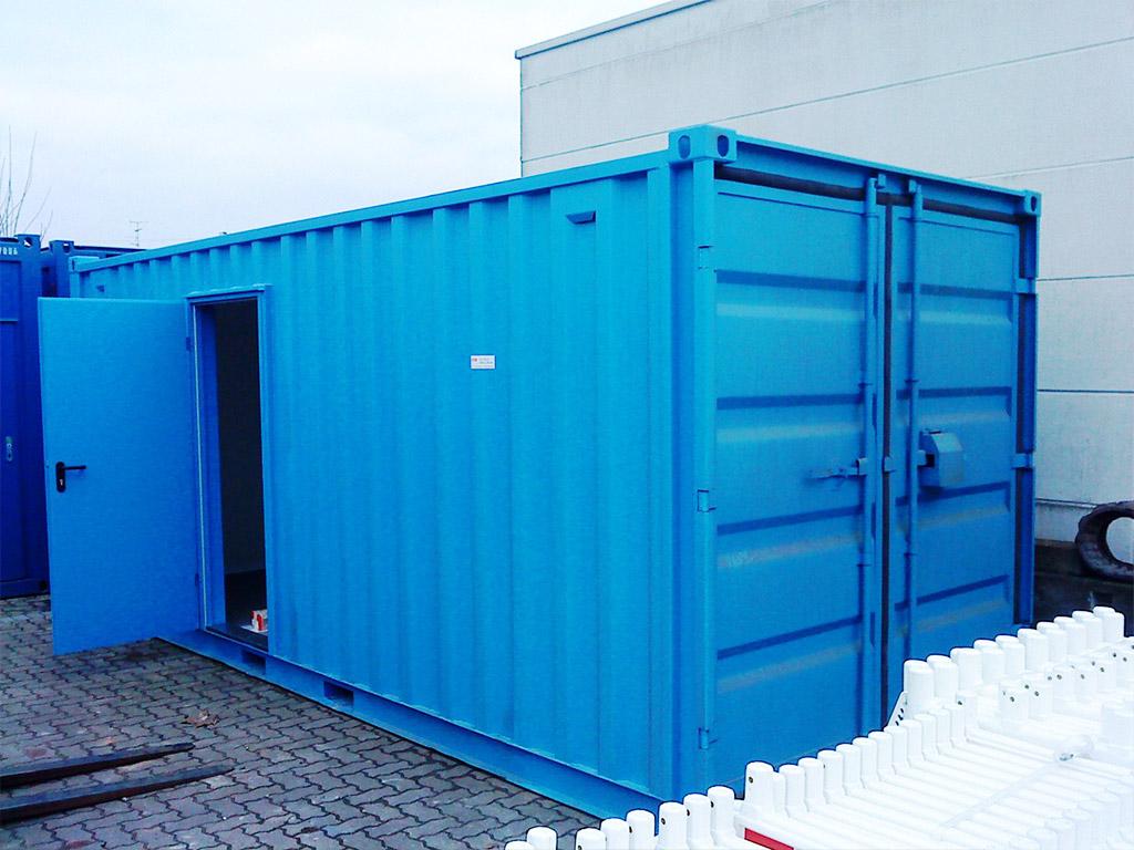 Stahl b rocontainer gerhard sauer gmbh for Fachwerkkonstruktion stahl